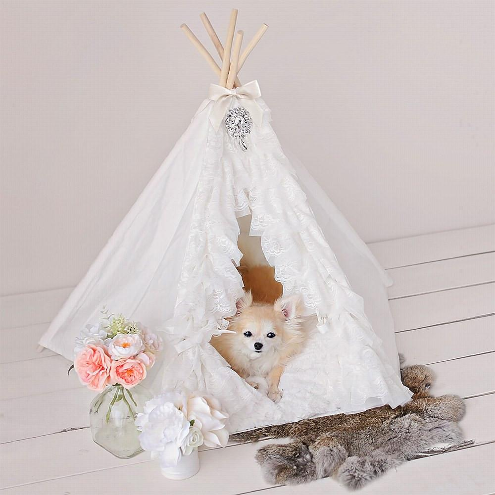 Hello Doggie Lullaby Teepee