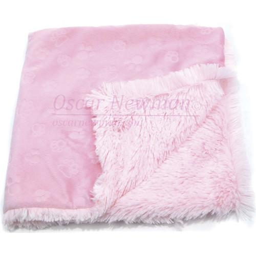 Oscar Newmans Pink Sweet Dreams blanket